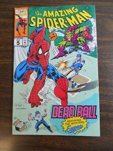 Comic The Amazing Spiderman -  Vol. 1 No. 5 1993 Montreal Expos Kingston Kingston Area image 1