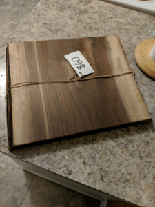 Cutting and serving boards - Charcuterie Boards