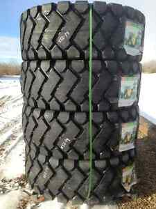 new  loader tires 23.5 x 25 24 ply