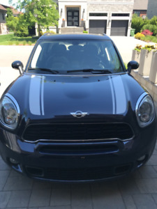 2014 MINI COOPER COUNTRYMAN S AWD