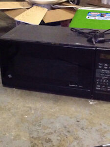 Cabinet mounted microwave