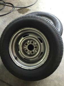 Chevrolet Rally Rims 15 X 8""