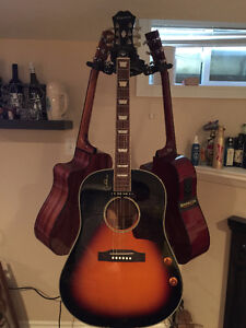 John Lennon Special Edition Epiphone Acoustic