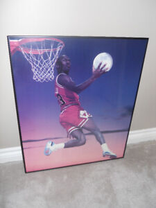 Wall Picture - Michael Jordan Moon Dunk