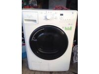 Whirlpool 8kg condenser dryer free local delivery