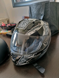 Ladies Small Motorcycle helmet