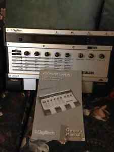 Vocal Harmony and Effects Processor
