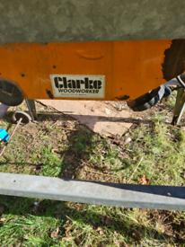 Clarke tablesaw