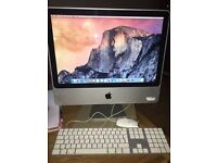 iMac 20inch in excellent conditions