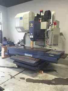 1998 Hwacheon ECOMILL-65 Cambridge Kitchener Area image 1