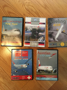 Aviation - 5 DVDs