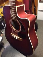 ART & LUTHIER 6string acoustic/electric