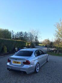 BMW E90 320D ES