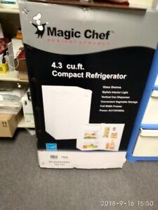 New small fridge