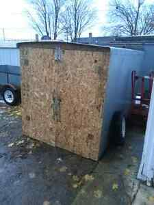 Enclosed trailer insert or shed London Ontario image 5