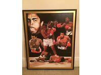 Muhammad Ali painting - number 1 print of 75