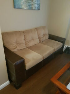 Couch for sale! No pets! $100 - Downtown Halifax - 5066083122
