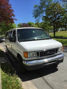 2005 Ford Passenger Van For Sale