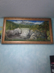 Paintings and other art