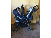 Graco pushchair car seat and more