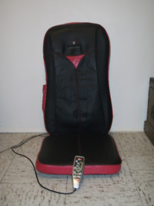 Two Quattromed 3 massage chairs for sale!