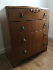 hardwood chest drawer