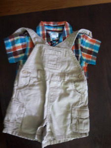 Baby boy clothes lot 0-9 months