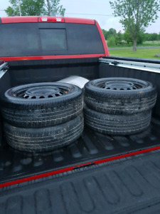 175 65 15 Rims and Tires