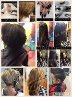 COIFFURE,LASH,NAILS,BEAUTY SALON,HAIR EXTENSION,MONTREAL,LAVAL,