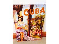 Canvas - Cuban style