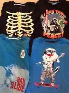 Boys long sleeved shirts 4-5 London Ontario image 2
