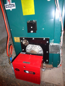 Newmac oil Furnace - Excellent Condition