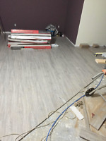 Promotion for installing laminate flooring