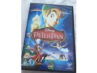 Disney Peter Pan 1 disc edition DVD