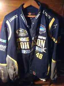 NASCAR Jimmie Johnson jacket 2009 $60 reduced