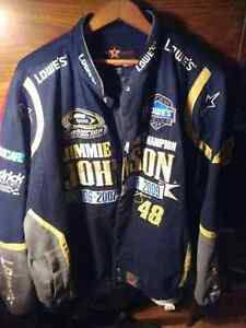 NASCAR Jimmie Johnson jacket 2009 $75