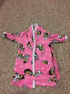 Dora The Explorer Robe