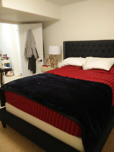 West Central Basement Suite Available Oct 1