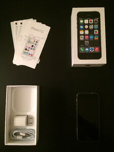 Space Grey iPhone 5s,16gb Brand New Condition. FACTORY UNLOCKED