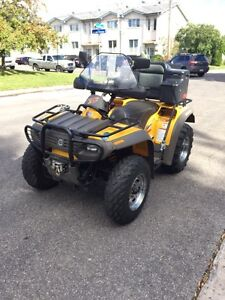 Can am bombardier traxter / tracter XT 4x4