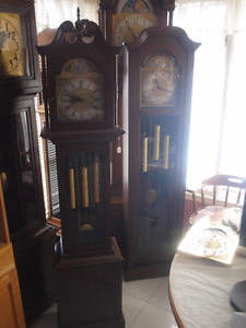 Grandfather - Grandmother Clock - True Weight Driven Movement London Ontario image 2