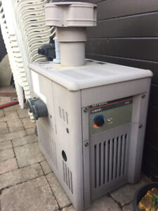 Hayward H-Series H150 pool heater
