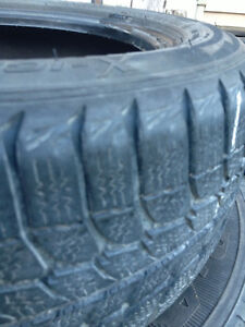 P195/55R15 Good Year X-ice  (single tire)