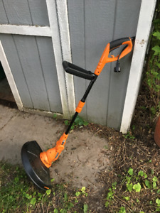 Weed Whacker Trimmer - Bought last week - used once