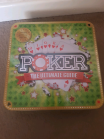 Poker the ultimate guide NEW