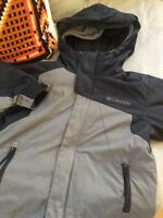 Columbia boys winter jacket