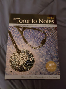 Toronto notes buy or sell books in toronto gta kijiji classifieds toronto notes 2014 fandeluxe Images