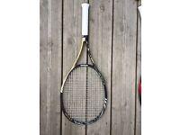 Wilson BLX blade 98 tennis racket