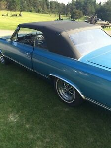1965 Oldsmobile Cutlasses