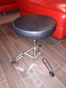 Pearl drum set stool throne seat